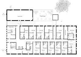 hotel room layout plan