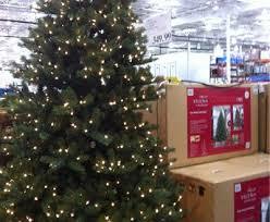 enjoyable inspiration ideas 9 ft pre lit tree clearance