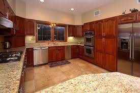 traditional kitchen with flush two dishwashers in tucson az