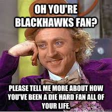 Chicago Blackhawks Memes - gt flames hawks calgarypuck forums the unofficial calgary