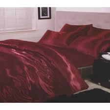 drap en satin de coton ensemble de literie en satin parure de lit et drap housse ebay