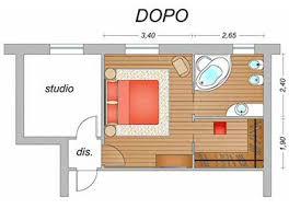grandezza cabina armadio beautiful da letto con bagno e cabina armadio ideas