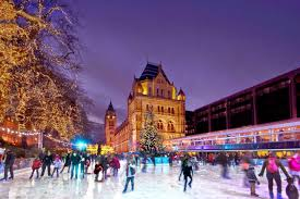 get your skates on in london with these six scenic outdoor ice rinks