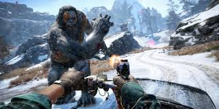 far cry 4 dead tiger wallpapers battle snow monsters in far cry 4 valley of the yeti