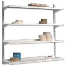 Bookshelf Wall Mounted Magnificent Ideas Wall Mounted Metal Shelf Skillful Design Trexus