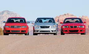 mercedes c32 amg review 2003 mercedes c32 amg comparison tests comparisons car