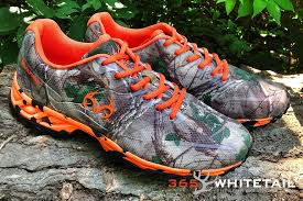 realtree cobra camo athletic shoe review 365 whitetail
