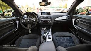 bmw inside 2014 2014 bmw m235i first drive autoevolution