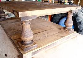 Restoration Hardware Tables Diy Restoration Hardware Inspired Coffee Table