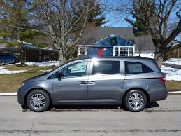 2012 Honda Odyssey Roof Rack by Review 2011 Honda Odyssey The Truth About Cars