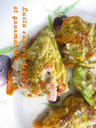 cuisiner fleurs de courgettes fleurs de courgettes farcies au jambon sans four lucia saveurs