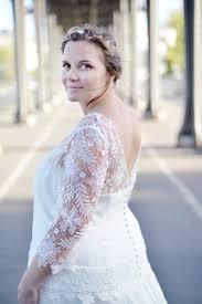 robe de mariã e ronde les robes de mariée pour femme ronde curvy by stéphanie wolff
