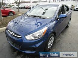 accent car hyundai hyundai accent from your bloomington in dealership andy mohr