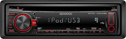 kenwood kdc 248u cd receiver at crutchfield com