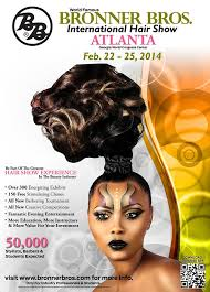 hairshow guide for hair styles get ready atlanta for the world famous bronner bros international