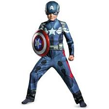 Kids Superhero Halloween Costumes Captain America Costume Kids Superhero Halloween Fancy