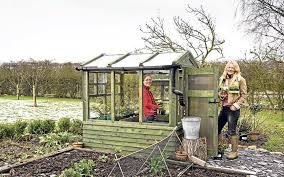 How To Build A Small Garden Tool Shed by How To Build Your Own Greenhouse From Scrap Telegraph