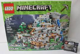 lego mini cooper polybag lego 21137 minecraft the mountain cave 2863pcs 40268 r3 m2 promo