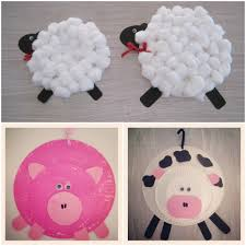 preschool farm animal art art activities for preschoolers cool