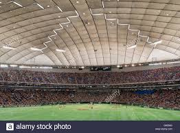tokyo dome baseball stadium japan stock photo royalty free image