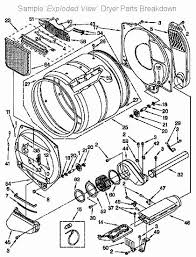 appliance411 repair parts appliance parts lists schematic