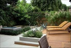 Modern Gardens Ideas Exterior Modern Garden Chsbahrain