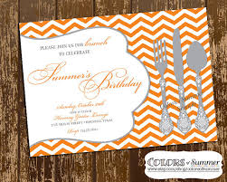 birthday brunch invitation wording birthday brunch invitations mes specialist