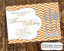 birthday brunch invitations mes specialist