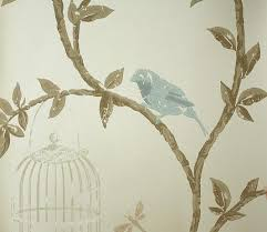wallpaper with birds birdcage walk wallpaper wallpaper small scale furniture and big