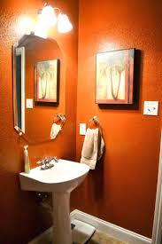paint colors for small bathrooms burnt orange interior paint u2013 alternatux com