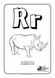click the letter r is for rainbow coloring pages toddlers page