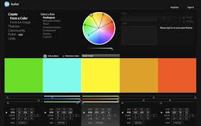 colour scheme creator 25 epic web design in cloud based software apps