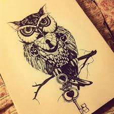 tattoo pictures of owls 40 creative owl tattoos for tattoo lovers