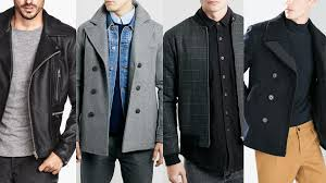 making shopping for mens winter coat less unpleasant