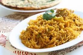 cuisine indienne riz riz au curry recettes de cuisine indienne