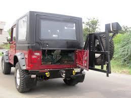 jeep modified in kerala thar hard top type 2 mahindra thar u0026 bolero customization