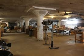 unfinished large basement ideas for livingroom what to consider