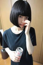 Japanische Bob Frisuren by Tania Urbina Aswdefrgthyjuki Auf