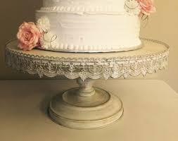 rustic cake stand wedding cake and cupcake display rentals