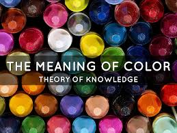 Meaning Of Color by Color Presentation By Shelby Mauchline