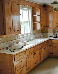 smallest kitchen design brown marble countertop subway tile