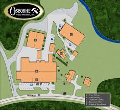 Driving Map Driving Directions Osborne Campus Map
