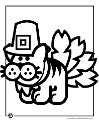 thanksgiving coloring pages turkey coloring pages animal jr