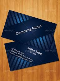 business name template 30 free business cards free download free
