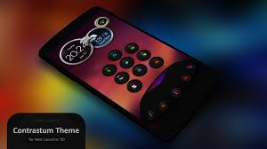 Next Next Launcher Theme Contrastum Android Apps On Google Play