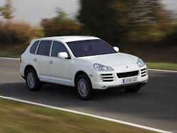 2008 Porsche Cayenne - porsche cayenne diesel 2008 pictures information u0026 specs