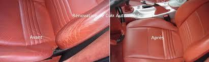 reparation siege cuir voiture rénovation cuir auto lille lens arras douai