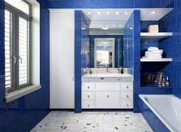 Red White And Blue Bathroom Decor White And Blue Bathroom White And Blue Bathroom Entrancing Top 25