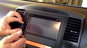 set up steering wheel controls on nissan car dvd player gps youtube