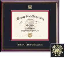 of illinois diploma frame diploma frames illinois state bookstore